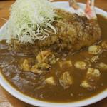 中栄 - シーフードカレー 特盛  1,200円
