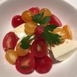 丿貫 - 丿貫(モッツァレラチーズのトマトトマトトマト)
