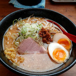 麺屋 海嵐 - 味噌ラ~メン
