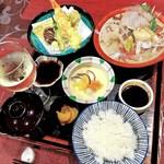 お料理 御厨 - お昼限定の女子会ママ会・お食事会に白ワインが付いた御厨定食