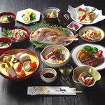 カワシマダイニング - 料理写真:祝膳(和)