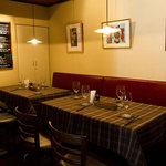 ビストロ・アヴリル - 1番人気のテーブル席8名様までOK