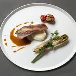 BISTRO INOCCHI - 猪ロース肉のロースト