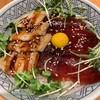 築地玉寿司 - 料理写真:づけ鮪穴子丼