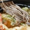 東照温泉旅籠福田屋 - 料理写真:手打ち風の機械麺