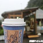秩父やまなみ売店 - 100円アイスコーヒー