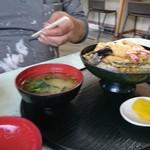 上浦町活性化センターしおさいの里 - 料理写真:
