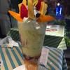 フルーツ大野 - 料理写真:柿パフェ
