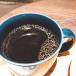 シアトルズ ベスト コーヒー - コーヒーは大きなコップにたっぷり^ ^;