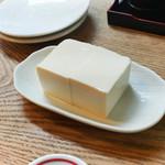 93847813 - 豆腐(別注文)