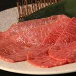 黒牛 - 料理写真:ミスジ&クリサンカク
