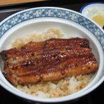 伊豆栄 - 料理写真:お昼限定うな丼