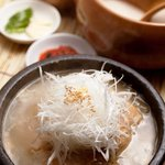 KOREAN CUISINE RESTAURANT 五湯道   - 美容と健康に!! 長時間に込んだ自慢の一品