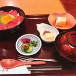 栄町 嘉咲 - 蜆のお味噌汁がしみるわ〜