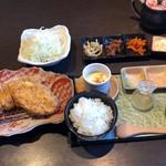 とんかつ みそ家 - 料理写真:大山ルビーロースかつ定食膳170g 2,780円