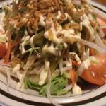 うちごはん 里海 - 料理写真:サラダ
