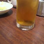 いきなりステーキ - ドリンク写真:グラスビール