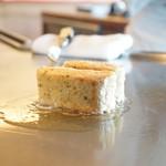 ステーキ・鉄板料理和かな - 宮崎産黒瀬ぶり香草パン粉焼き