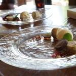 ステーキ・鉄板料理和かな - デザート