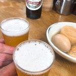 93857366 - ビールはアサヒもあったよー♪