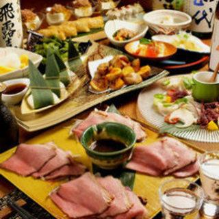 新鮮な魚介をお楽しみ頂ける、アクアパッツァ鍋のコース