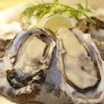 生牡蠣2産地4ケ食べ比べ