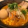 真剣勝負 - 料理写真:味玉味噌ラーメン 930円。
