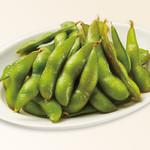 枝豆(燻製風味)