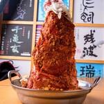 (ドラゴン)肉肉肉×29盛り鍋~旨辛仕立て~
