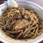 中華蕎麦 會 - マゼマゼ