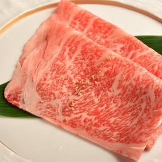 【国産黒毛和牛】銘柄にこだわらず最良のお肉をご提供♪
