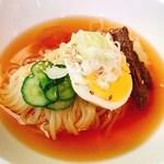 食道園 - 半冷麺