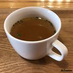 ジョーズ ラウンジ - スープ