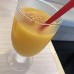 つばき - オレンジジュース