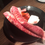 焼肉 MIYAKOYA - サーロイン アップ