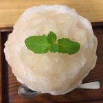 93875447 - 杵築梨紅茶1080円