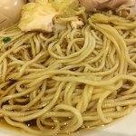93876434 - 鶏と水 味玉付(醤油 890円)