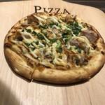 93878190 - 照り焼きピザ