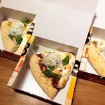 93878390 - フレッシュミントチョコレートピザ