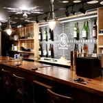 お籠り個室と彩りなだれ寿司 瑞Kitchen - カウンター席