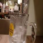 AKL  ~カレーなる酒場~ - ハイボー、、あ。もうなかった。