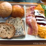 パンカフェ 麦と豆 - 料理写真: