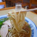 9388136 - 中細ストレート麺(カタ)
