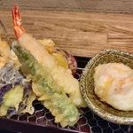 天ぷら 市 - 天ぷら定食