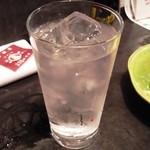 味噌坐 玉響 - 焼酎 薩摩茶屋