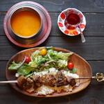 トルコ料理 ゲリック - sis kebab