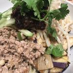 大興 - 塩ジャージャー麺