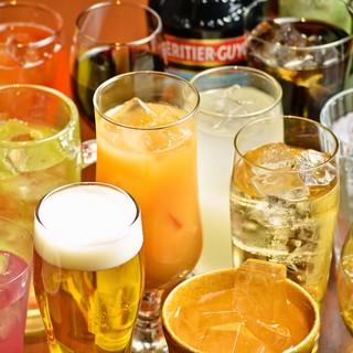 ◆コスパ最強の飲み放題◆