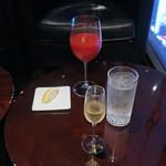赤坂ジパング - シェリー&トマトジュース