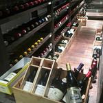 赤坂ジパング - ワイン・セラー